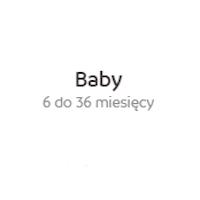 Baby (6-36 miesięcy)