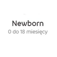 Newborn (0-18 miesięcy)